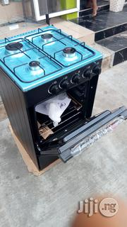 Midea 4 Burners Gas Cooker With Oven and Grill | Kitchen Appliances for sale in Lagos State, Lagos Mainland