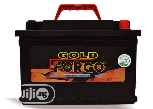 Archive: Forgo Gold 75AH Battery For Sale
