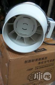Original Quality Guaranteed 6inches Plastic Inline Fan | Farm Machinery & Equipment for sale in Lagos State, Ikeja