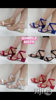 Small Block Heel Sandal 41   Shoes for sale in Lagos State, Lagos Island