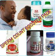 Best And Fastest Sperm Booster Pack | Sexual Wellness for sale in Rivers State, Port-Harcourt