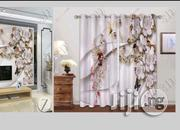 3D Curtain With Marching Mural | Home Accessories for sale in Lagos State, Ikeja