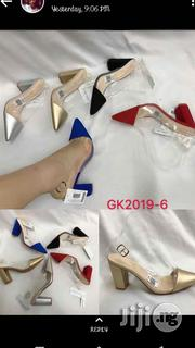 Block Heel Sandal   Shoes for sale in Lagos State, Lagos Island