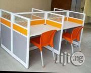 Quality Imported New 4 Seater Workstation Office Table | Furniture for sale in Lagos State, Ikeja