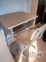One Sitter School Table and Chairs | Furniture for sale in Abuja (FCT) State, Wuse