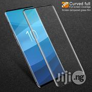 3D Screen Protector For Samsung Galaxy S10 / S10 Lite / S10 Plus - Black | Accessories for Mobile Phones & Tablets for sale in Lagos State, Lagos Mainland