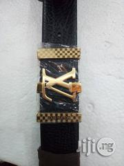 Louis Vuitton Belt | Clothing Accessories for sale in Lagos State, Lagos Island