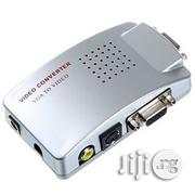 Universal Chef VGA to AV Video Converter | Accessories & Supplies for Electronics for sale in Lagos State, Ikeja