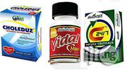3in1 Hypertension Wellness Pack: Vida Max, C247. Choleduz | Vitamins & Supplements for sale in Lagos State, Ikeja