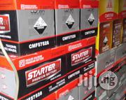 Starter Car Battery 75AH 12V Is A Silver Calcium Seal Maintenance | Vehicle Parts & Accessories for sale in Rivers State, Ikwerre