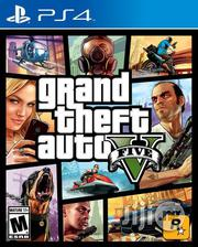 Grand Theft Auto V - Playstation 4 | Video Games for sale in Lagos State, Ikeja