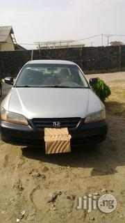 Honda Accord 2.0 SE 2002 Silver | Cars for sale in Lagos State, Ajah