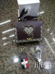 Orginal Quality Leather Portable Hand Bag   Bags for sale in Lagos State, Lagos Island