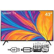 TCL Android Smart Ultrathin Full HD TV 43inchs | TV & DVD Equipment for sale in Abuja (FCT) State, Garki 2