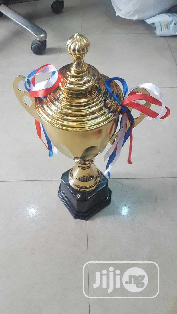 Archive: Gold Trophy