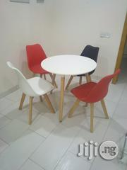 High Quality Restaurant Tables With 4 Chairs | Furniture for sale in Lagos State, Ikotun/Igando