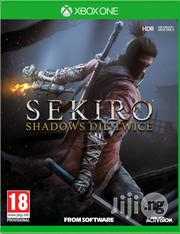 Sekiro Shadow Die Twice - Xbox One | Video Game Consoles for sale in Lagos State, Surulere