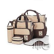 Baby 5pcs Diaper Bag | Baby & Child Care for sale in Lagos State, Shomolu