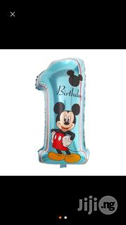 Minnie Mouse No 1 Balloon | Toys for sale in Lagos State, Lagos Mainland