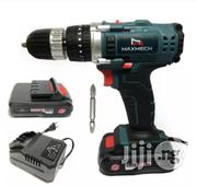 24 Volts Maxmech Cordless Drill Screw Driver-24volts   Electrical Tools for sale in Lagos State, Agboyi/Ketu