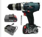 18voltsmaxmech Cordless Drill Screw Driver   Electrical Tools for sale in Lagos State, Agboyi/Ketu