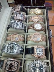 Chat Us For Any Kind Of Stone Wrist Watches | Watches for sale in Lagos State, Lagos Island
