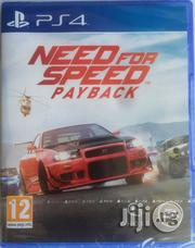 Need For Speed Payback - PS4 | Video Games for sale in Lagos State, Surulere
