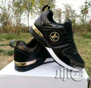 Louis Vuitton Black Unisex Sneakers | Shoes for sale in Lagos State, Lagos Mainland