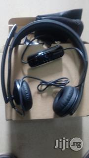 Microsoft Lx6000 Headset | Headphones for sale in Lagos State, Ikeja