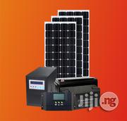 900watts Solar System (Ex Inverter And Batteries) | Solar Energy for sale in Lagos State, Surulere