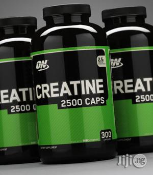 On Creatine for Muscle Building and Energy