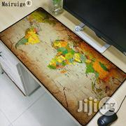 Extra Large Size Mouse Pad Old World Map Mousepad Anti-slip Natural.   Computer Accessories  for sale in Lagos State, Ikeja