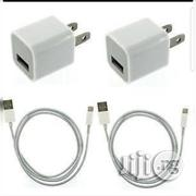 iPhone, iPad Lighten Quality Charger | Accessories for Mobile Phones & Tablets for sale in Lagos State, Ikeja