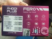 New Fero A4001 Plus 8 GB Gray | Mobile Phones for sale in Rivers State, Port-Harcourt