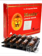 MANIX For A Best Permanent Cure For Erectile Dysfunction | Sexual Wellness for sale in Abuja (FCT) State, Wuse 2