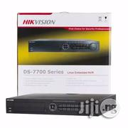 Nvr Hikvision Ds-7732ni-e4/16P 32ch , 4slot Hdd, 16port P0E | Computer Hardware for sale in Lagos State, Ikeja