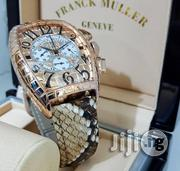 Franck Muller Chronograph Wristwatch | Watches for sale in Lagos State, Oshodi-Isolo