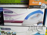 Dry Iron | Home Appliances for sale in Abuja (FCT) State, Wuse