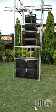Professional Powerful Line Array Loudspeaker System Outdoor | Audio & Music Equipment for sale in Lagos State, Lagos Mainland