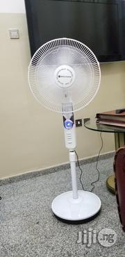 Dizatone Solar Rechargeable Fan | Home Appliances for sale in Lagos State, Ilupeju
