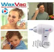 Waxvac Vacuum Ear Cleaning System Clean Ear Wax Vac Ears Care | Tools & Accessories for sale in Lagos State, Apapa