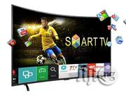 New LG 65 Inches Curved Smart 4K High Definition TV Cast Wireless | TV & DVD Equipment for sale in Lagos State, Lagos Mainland