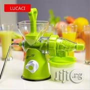 High Quality Home Manual Juicer Fruit Squeezer 100% Healthy Natural | Kitchen & Dining for sale in Lagos State, Apapa