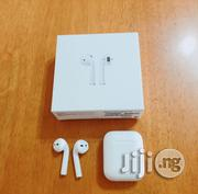 Original New Apple iPhone Airpods 2nd Gen | Headphones for sale in Bayelsa State, Yenagoa