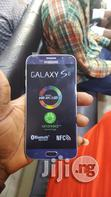 Samsung Galaxy S6 Blue 32 GB   Mobile Phones for sale in Ikeja, Lagos State, Nigeria