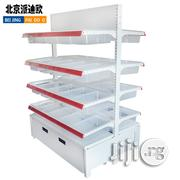 New Double Sided Warehouse Safe Shelve   Store Equipment for sale in Lagos State, Agboyi/Ketu
