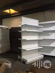 Double Side Supermarket Shelve New   Store Equipment for sale in Lagos State, Agboyi/Ketu