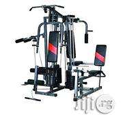 American Fitness Multi Purpose 4 Station Gym | Sports Equipment for sale in Abuja (FCT) State, Central Business District