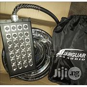 Jaguar Jaguar 24 Channels Snake Cable | Accessories & Supplies for Electronics for sale in Abuja (FCT) State, Wuse 2