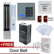 RFID Door Access Control System With 280kg Magnetic Lock | Doors for sale in Lagos State, Ikeja